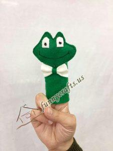 frog-finger-puppet-craft