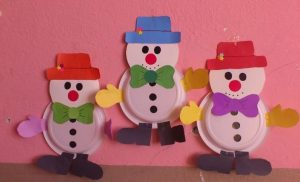 fun-to-make-christmas-snowman-crafts-1
