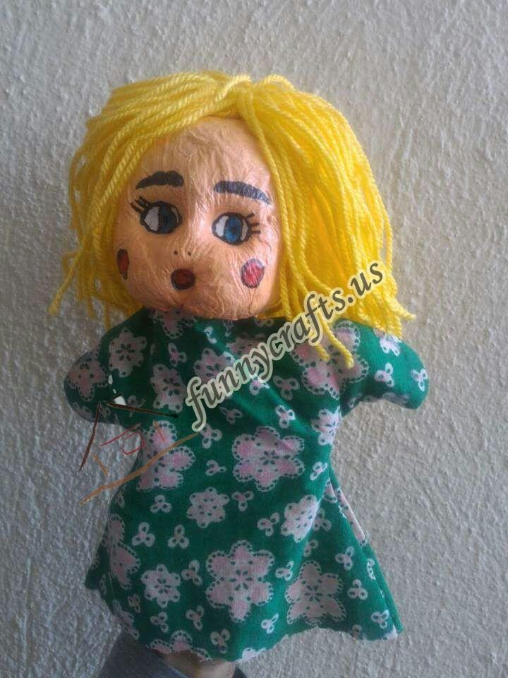 girl-puppet-craft