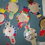 Mirror craft for preschoolers