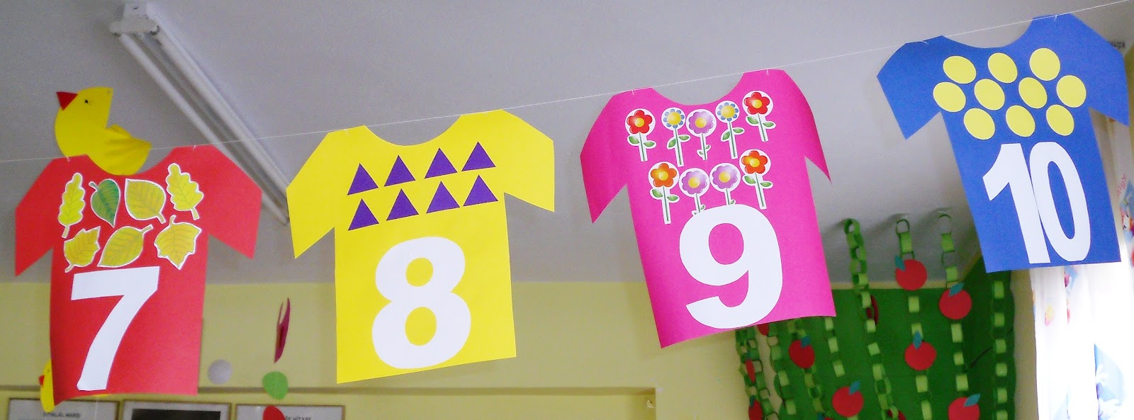 Number craft Funny crafts