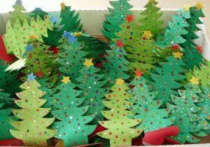 paper-christmas-tree-craft