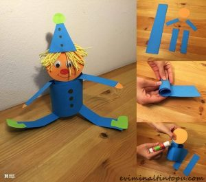paper-clown-craft