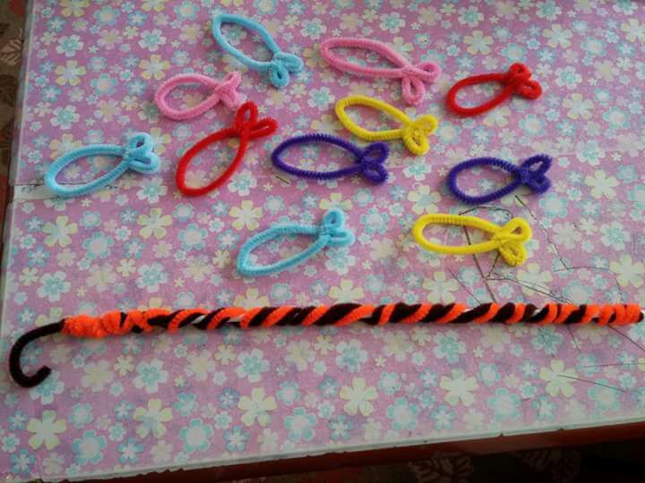pipe-cleaner-fish-craft