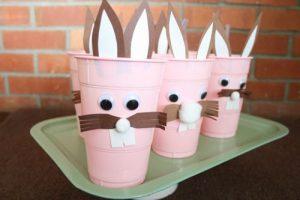 plastic-cup-bunny-craft
