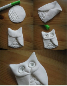 playdough-owl-craft