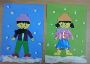 preschool-winter-crafts-winter-clothes-bulletin-board-ideas-for-kids-4