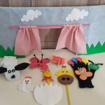 Puppet show craft ideas