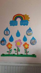 rainbow-wall-decoration