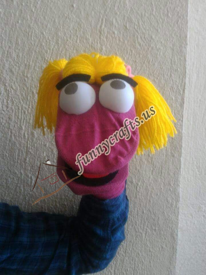 sesame-street-puppet-craft