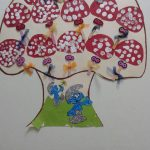 Smurfs craft activities