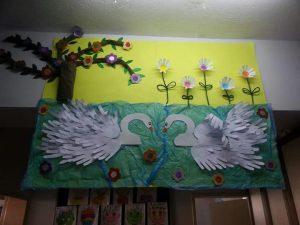swan-wall-decoration