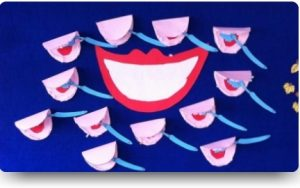 teeth-bulletin-board-idea-for-preschool-1