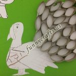 Turkey art for toddlers