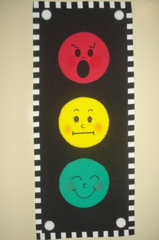 Traffic Light Paper Crafts For Kids 1 171 Preschool And