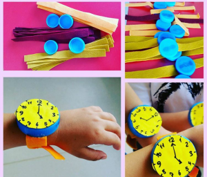 Watches Craft Ideas 4 171 Preschool And Homeschool