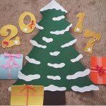 Christmas tree craft activities