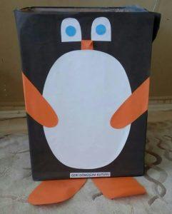 cardboard-penguin-craft