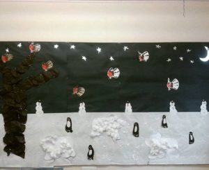 christmas-bulletin-board-idea
