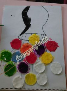 cotton-pads-flower-art-idea-step-8