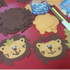 foam-lion-crafts