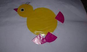 folding-paper-chick