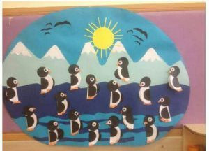 folding-paper-penguin-craft