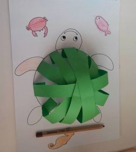 homeschool-turtle-craft