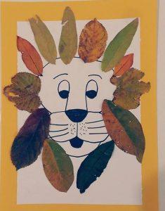 leaf-lion-craft