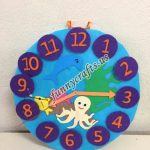 Homemade clock ideas