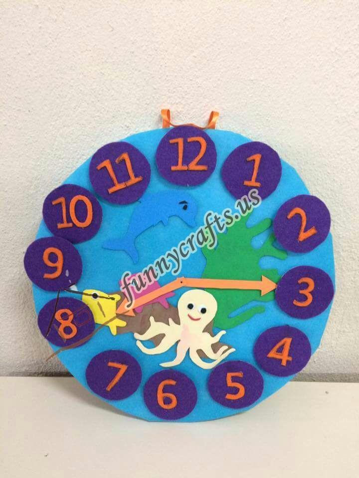 Photo of Homemade clock ideas