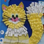 Cat craft idea for kids