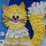 Cat craft idea for kids