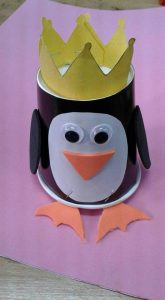 paper-cup-penguin-craft