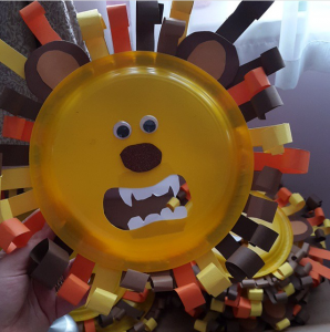 paper-plate-lion-craft