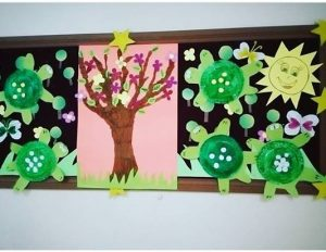 turtle-bulletin-board-idea-1