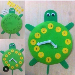 turtle-clock-project