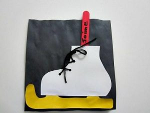 Ice hockey craft ideas Funny