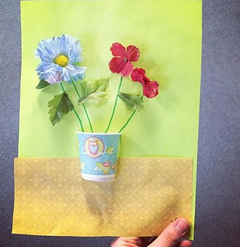 paper cup crafts for preschoolers