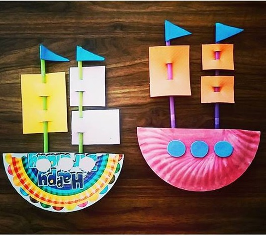 pirate ship craft ideas pirate ship craft 171 preschool and homeschool 5208