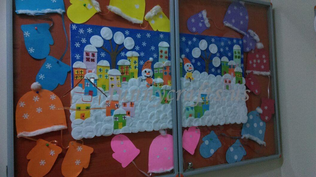 preschool winter bulletin board ideas (7) « Preschool and ...  preschool winte...