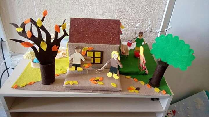 season project ideas 13 Preschool and Homeschool