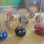 Hedgehog crafts and activities