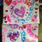 Valentine's Day crafts preschool