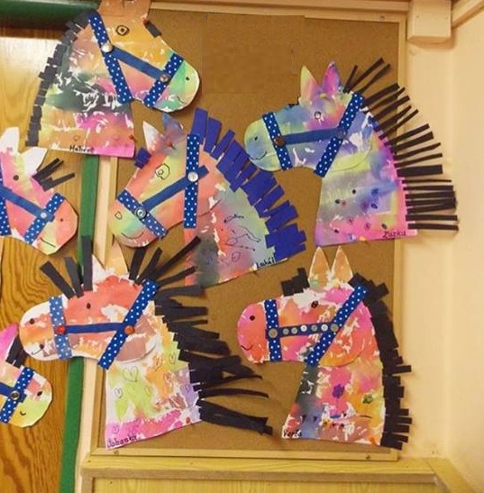 Photo of Horse craft idea for kids