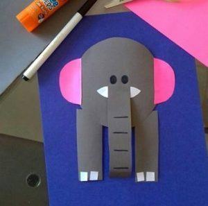 Elephant Craft Ideas For Preschool Funny Crafts