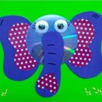 Elephant craft ideas for preschool