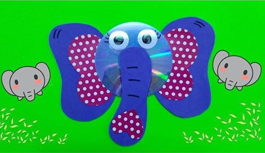 Photo of Elephant craft ideas for preschool