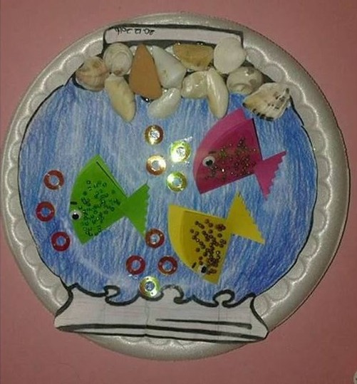 Photo of Fish craft preschool