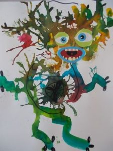 Germ crafts for preschool Preschool and Homeschool